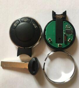 Clé vierge Mini mini cooper cooper s clubman mini Bmw 868 Mhz 100% Testé