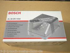 BOSCH Akku Ladegerät AL 30 DV 1450 7,2-14,4 V 5 Amp USA Version 120 Volt NEU