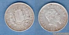 Italie - 1 Lire 1867 M BN Milan Qualité TTB ++ - Argent Silver - Italy