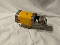 Vintage Justrite 2108 Railroad Mining Light Lantern w/ Swivel Head
