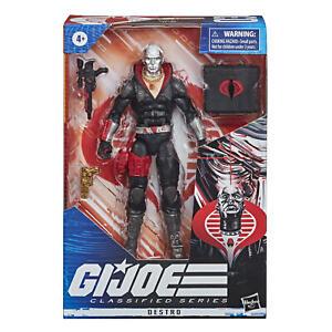 GI Joe Classified Series Destro Action Figure