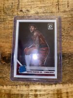 2019-20 Panini Optic KEVIN PORTER JR. Base Rated Rookie Cavs RC No. 179
