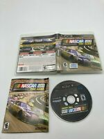 Sony PlayStation 3 PS3 CIB Complete Tested NASCAR 2011 The Game