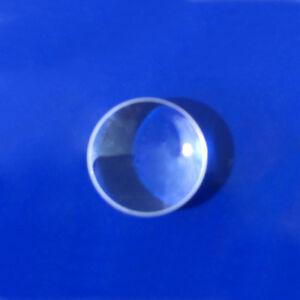 10mm Mini Optical Focal Length 16mm Double Convex Lens Condensing Biconvex lens
