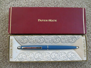 Vintage Original Paper Mate Ballpoint as Released in Australia 1960's with Box