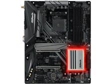ASRock X470 Master SLI/AC AM4 AMD Promontory X470 SATA 6Gb/s USB 3.1 HDMI ATX AM