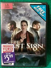 The Last Sign DVD 2005 (a8)