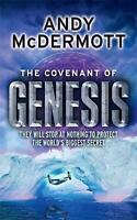 The Covenant of Genesis by Andy McDermott (Paperback) Book