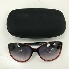 Furla Sunglasses Red Black Casual Everyday Spring/Summer Womens 301554