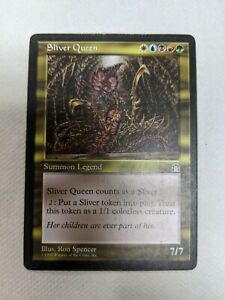 Sliver Queen, MP, Stronghold