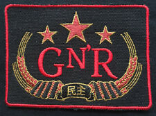 Guns N Roses Gnr Chinese Democracy stars embroidered patch New Official