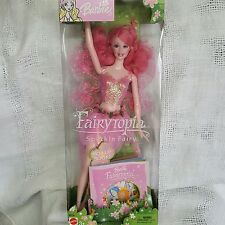 Barbie fairytopia sparkle fairy pink new in box