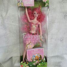Barbie fairytopia sparkle fairy pink new in box