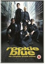 Rookie Blue Complete Series 2 DVD All Episode Second Season Original UK R2 NEW