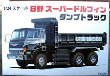 Hino Super Dolphin Dump Truck 1:24 Fujimi 011943