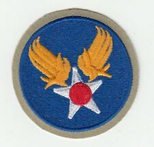 Patch US Army Air Force cut Edge WW2 REPRODUCTION