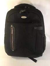 Eco Style Backpack For Carrying Laptop Tablet & Accessories Checkpoint Friendly