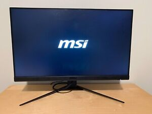 """MSI Optix G241 24"""" IPS LED Computer Monitor, Excellent Condition"""