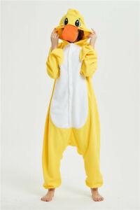 New Animal Adult Unisex pajamas Cartoon Halloween Cosplay Fancy Dress Sleepwear
