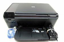HP Photosmart C4780 All In One Color Photo Inkjet Printer Scanner Copier USB