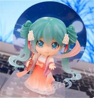 New Anime Nendoroid 539 Vocal Hatsune Miku Harvest Moon Ver. Figure Toy