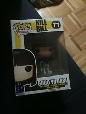 New ListingFunko Pop! Movies: Kill Bill Gogo Yubari #71 Vinyl Figure