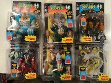 McFarlane Spawn Series 1 Lot of 6 Different Action Figures 1994 Noc