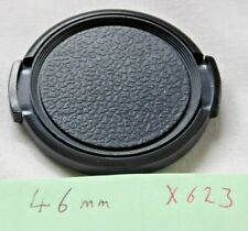 46mm Clip on Snap on Lens Cap Protection Cover  (UK Stock)