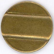 Telephone token - jeton - Russia - Astrakhan - 19,7 mm - brass - blank