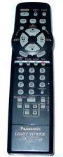 Panasonic DVD/Blu-ray/VCR Remote Controls