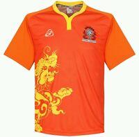 100% Authentic Bhutan National Football Soccer Team Official Dragon Jersey Shirt