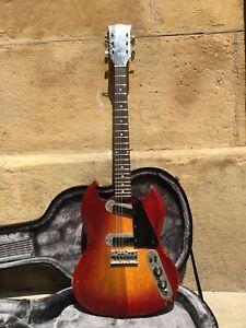 GIBSON-SG-1971-1972-SINGLE COING