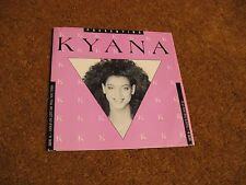 Kyana/ Hold On b/w That's The Way It Is/ Parade/ 1987/ Canada/ Modern Soul/ RARE