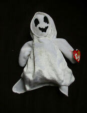 Ty Beanie Baby *SHEETS-*GHOST*MINT Condition*Born 10-31-1999* TAG-   FREE SHIP*