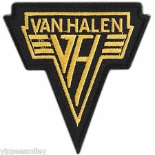 Van Halen Rock Embroidered Sew Iron On Patch Jacket Vest T Shirt Cap Hat #M0034