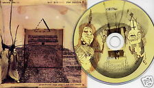OUR BROTHER THE NATIVE Sacred Psalms 2009 UK promo CD Fat Cat + PR