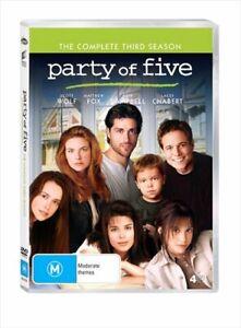 Party Of Five - Season 3 DVD