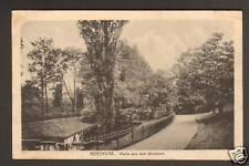 BOCHUM (ALLEMAGNE) PARC DE LA VILLE en 1923