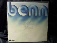 Gottfried Benn - Lyrik + Jazz