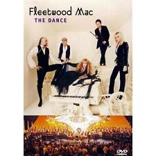 FLEETWOOD MAC THE DANCE DVD REGIONS 2-6 PAL NEW