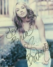 Very early BRITNEY SPEARS signed 8x10 promo photo from collectors own photos