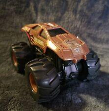 2001 (Mattel inc) WCW Goldburg Monster Truck