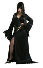 Sexy Elvira Gothic Adult Plus Size Womens Costume 14-16