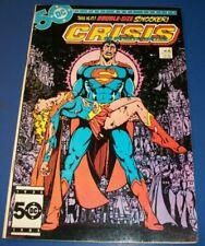1985 DC COMICS CRISIS ON INFINITE EARTHS. VF