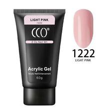 polygel acrylic gel cco sehr gute Qualitt 1st 60g hell pink