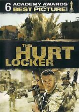 The Hurt Locker (2010 DVD) movie video war soldiers bombs military combat action