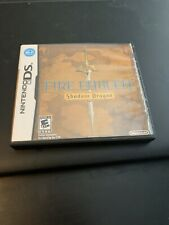 Fire Emblem: Shadow Dragon (Nintendo DS, 2009) Complete CIB -Tested, Works-