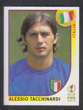 Panini - Korea Japan 2002 World Cup - # 466 Alessio Tacchinardi - Italia