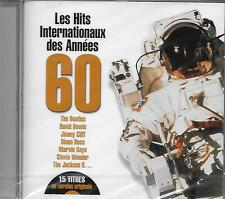 CD album: Compilation: Les hits Internationaux des Années 60. Universal. R