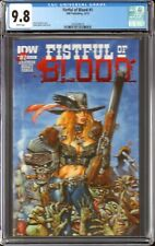 Fistful of Blood #1 (IDW Publishing, 2015) CGC 9.8